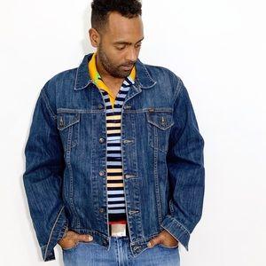 Vintage Polo Jeans Denim Jacket